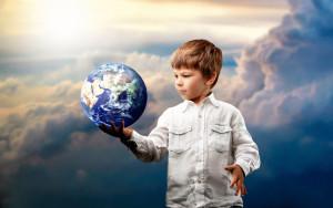 Earth-children
